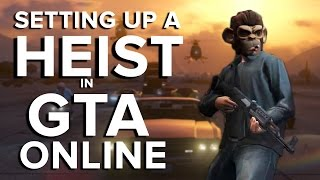 How to set up your first Heist in GTA Online