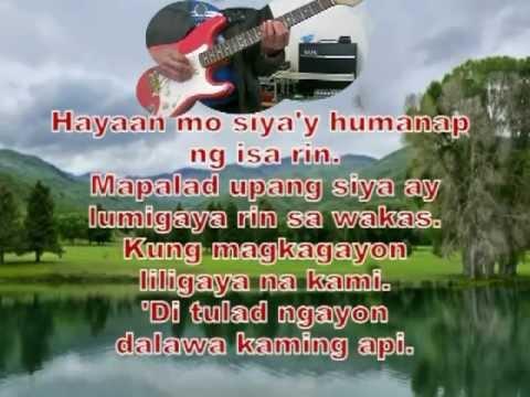 Dalawa Kaming Api - Cover with lyrics