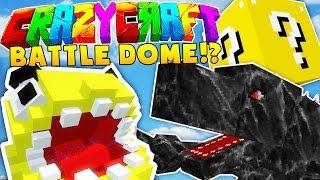 Download Video Minecraft CRAZY CRAFT MODDED BATTLEDOME CHALLENGE w/ BajanCanadian - Minecraft Mod MP3 3GP MP4