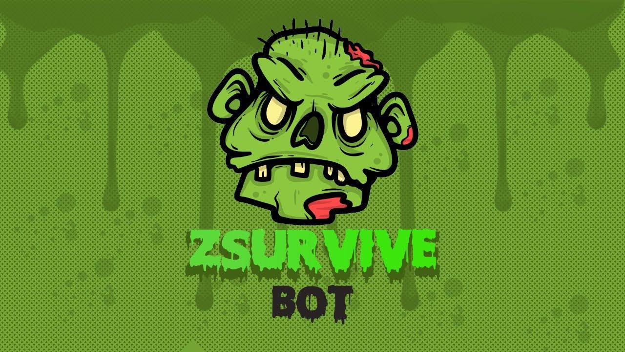 ZSurvive | BOT de ENTRETENIMIENTO para tu servidor! 🧟