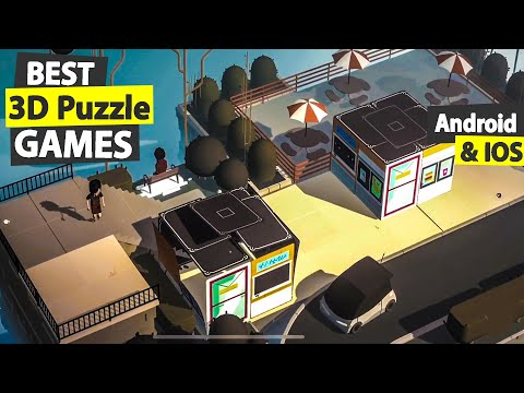 Top 10 Best 3D Puzzle Games For Android & IOS 2020 | HD Android Games 2020 | PART 2
