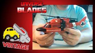 Blades Universe Revisão em Português