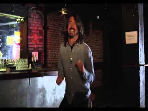 Dave Grohl Dancing, Sound City Wins