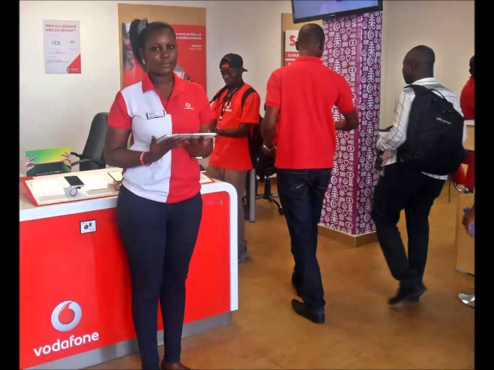Vodafone shopping online