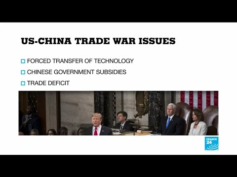 SOTU: Trump doubles down on hardline trade stance on China