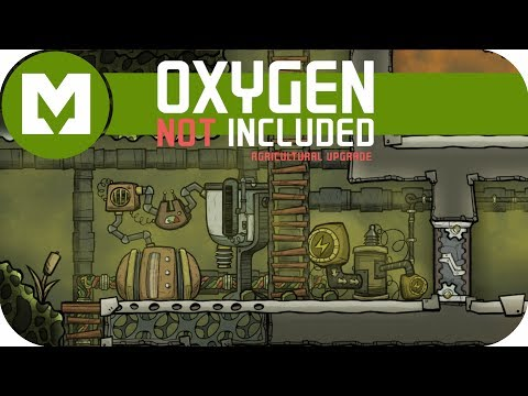 Oxygen Not Included: PERPETUAL ENERGY Part 2 #05 Lets Play O