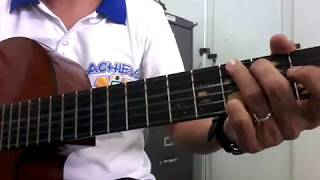 Download Dying Inside to Hold You - Darren Espanto - Guitar Chords Strumming MP3 song and Music Video