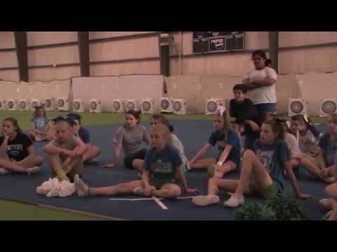 2013 - 2014 East Jessamine Middle School (EJMS) Cheerleaders Memoir Film
