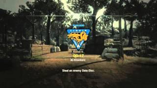 Metal Gear Online PC: Cloak and Dagger Gameplay