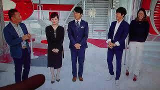 日本テレビ系 おしゃれイズムゲストに出演している水卜麻美アナウンサー...
