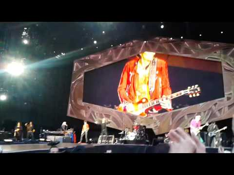 The Rolling Stones - Out Of Control live June 1, 2014 Zurich