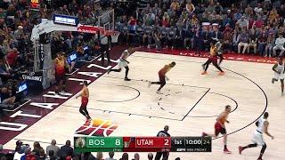 1st Quarter, One Box Video: Utah Jazz vs. Boston Celtics