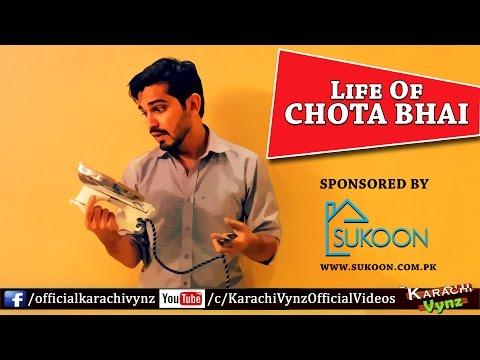 Life Of CHOTA BHAI By Karachi Vynz Official