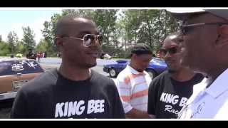 "The King Of Grudge @ US 41  Featuring King Bee, The Godfather, WQR, Brian ""CHUCKY"" Davis"