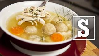Chicken Noodle Soup Recipe Ft Matt Lucas - Sorted