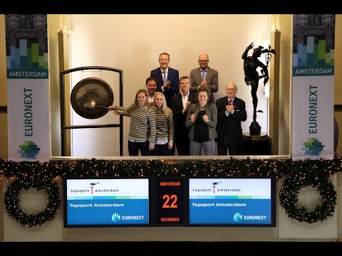 Topsport Amsterdam sounds gong with 'Fanny'-award winners