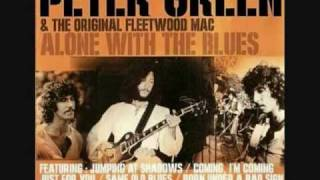 """Look on yonder wall"" by Peter Green & Splinter Group"