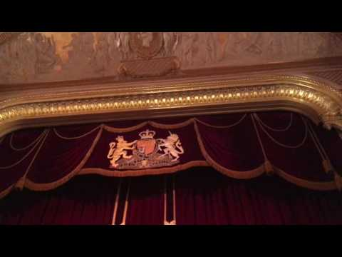 Royal Opera House Curtain