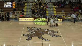 GCCC men's basketball VS North Platte Junior College