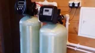Установка системы водоочистки в загородном доме (СтроимТепло.Ру)(, 2015-07-14T07:46:30.000Z)
