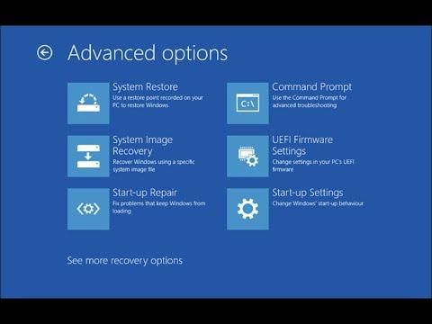 Cách Khắc Phục Màn Hình Đen Sau Khi Cập Nhật Windows 10 - VERA STAR