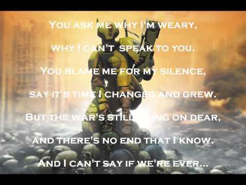 Blue Öyster Cult - Veteran of the Psychic Wars (1981) - With lyrics.
