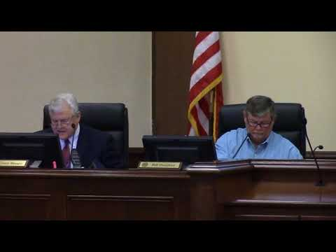 6 a. Appointment - Valdosta-Lowndes County Airport Authority