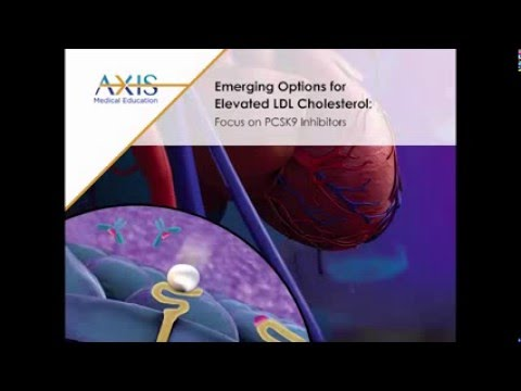 Emerging Options for Elevated LDL Cholesterol:  Focus on PCSK9 Inhibitors