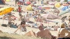 Hitzewelle: Wärmste Gegend Europas liegt in Deutschland
