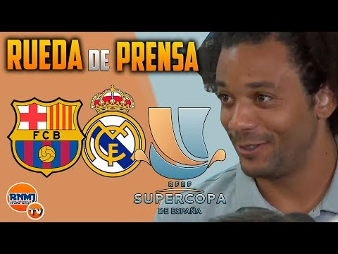 MARCELO Post Match Interview - Barcelona 1-3 Real | FINAL SUPERCOPA ESPAÑA 2017
