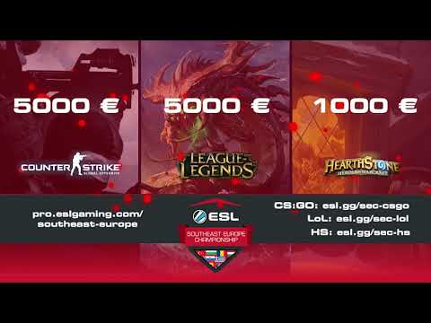 ESL Southeast Europe Championship Season VI - Teaser