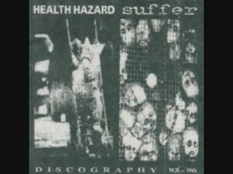 HEALTH HAZARD discography 93-96