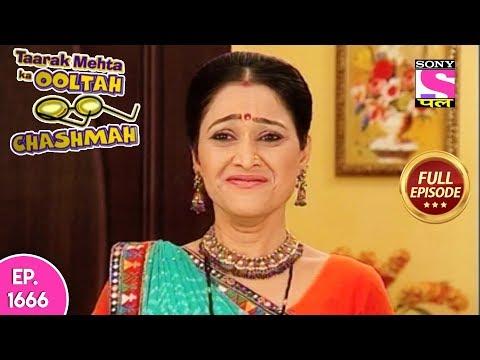 Taarak Mehta Ka Ooltah Chashmah - Full Episode 1666- 15th January, 2019