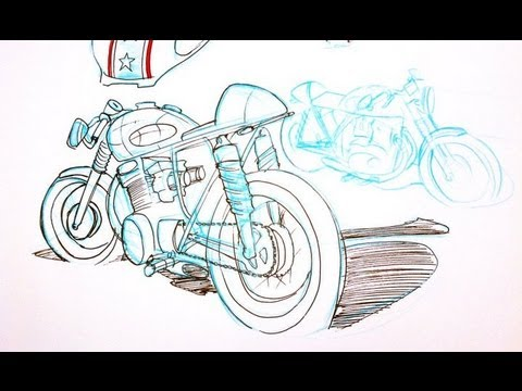 My cb350 cafe racer build seat stage 1 youtube my cb350 cafe racer build seat stage 1 malvernweather Images