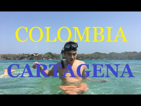 UN MEXICANO EN COLOMBIA/ CARTAGENA DE INDIAS/FAST VIDEO/ 4K
