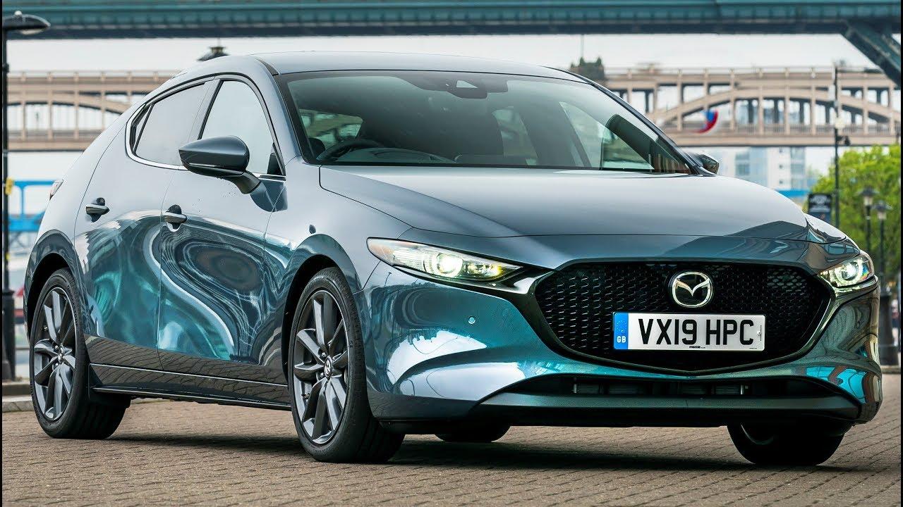 2020 Mazda 3 Skyactiv G Gt Sport Sporty And Elegant Hatchback