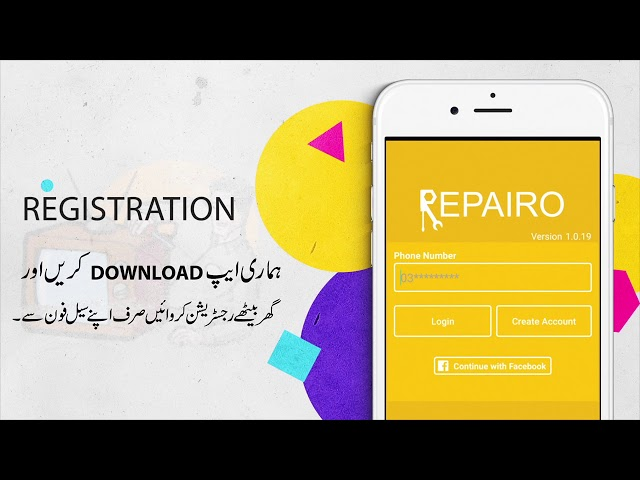 Promotional App Video For Repairo