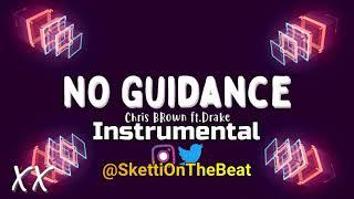 *Best Version* Chris Brown Ft. Drake - No Guidance (Official Instrumental Remake)