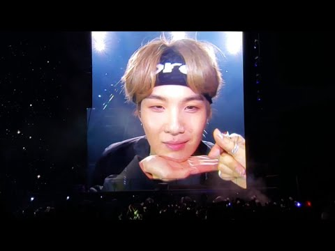 190607 Make It Right @ BTS 방탄소년단 Speak Yourself Tour Stade De France Paris Concert Live Fancam