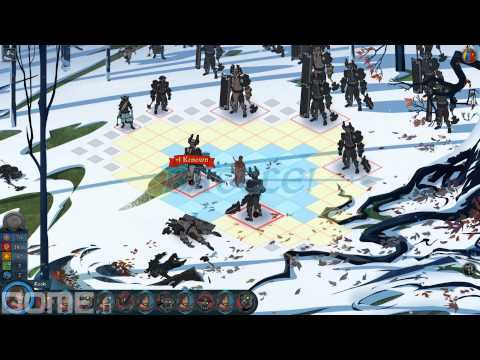 Dome: The Banner Saga 2 gameplay on PC (60 FPS)