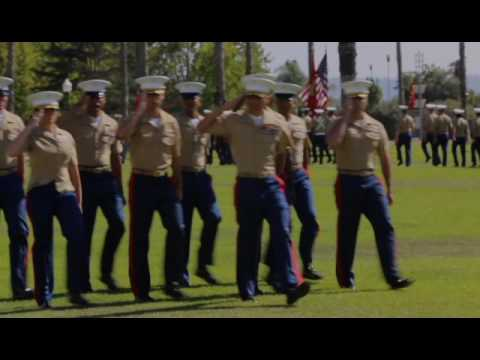 Change of Command - MCRD San Diego - July 15, 2016