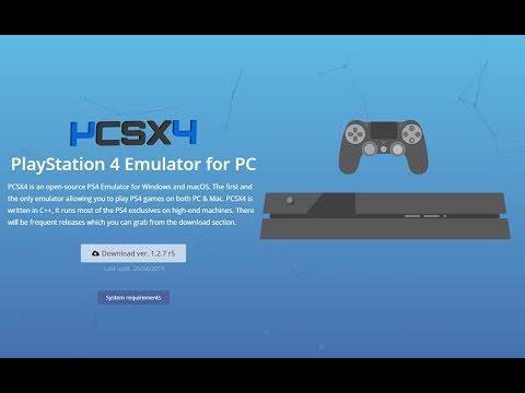 THE PCSX4 SCAM