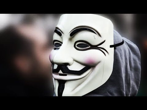 Anonymous - Message to the Citizens of the World