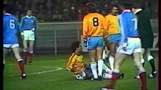 1 aprile 1978: Francia - Brasile 1-0 (gara amichevole)