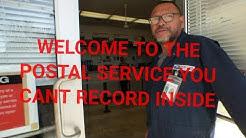 US Post Office (RUDE POSTAL EMPLOYEES) 1st amendment audit