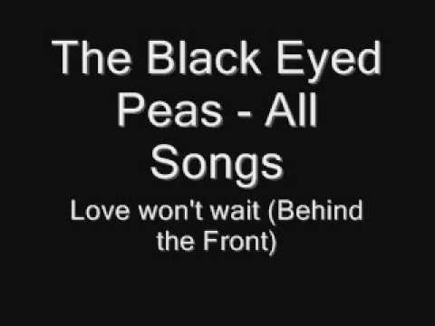 14. The Black Eyed Peas ft. macy Gray - Love won't wait