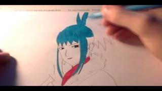 Comment dessiner / How to draw Guren