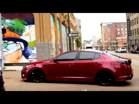 stance kia optima youtube. Black Bedroom Furniture Sets. Home Design Ideas