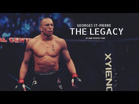 Georges St-Pierre - The Legacy ᴴᴰ (Mini-Movie) 2019