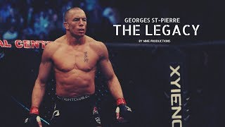 Georges St-Pierre - The Legacy ᴴᴰ (Mini-Movie) 2019 thumbnail
